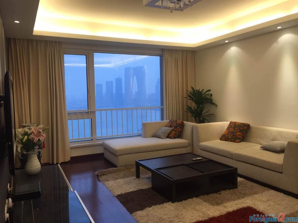 Very awesome!Bayside Garden-Times Square-2 bedrooms-lake view-convenient traffic