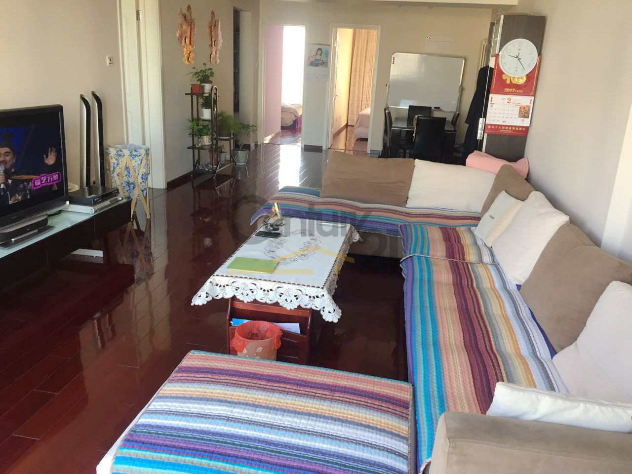 3br in lido area, crystal apartment, nice and clean