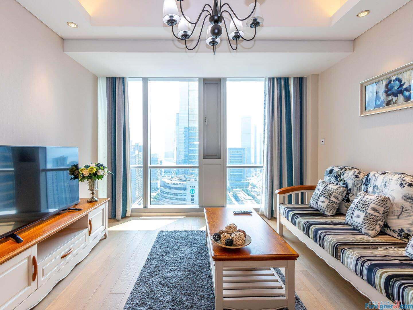 Beautiful!The Summit-Xinghai Square-1 bedrooms-convenient traffic-good location