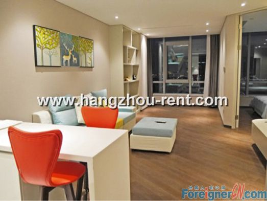 2 bedrooms apartment in Hangzhou In Available for rent River View