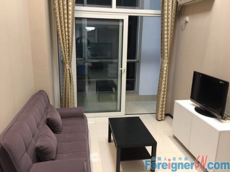 Loft apartment can be use as office for rent in Binjiang near Metro