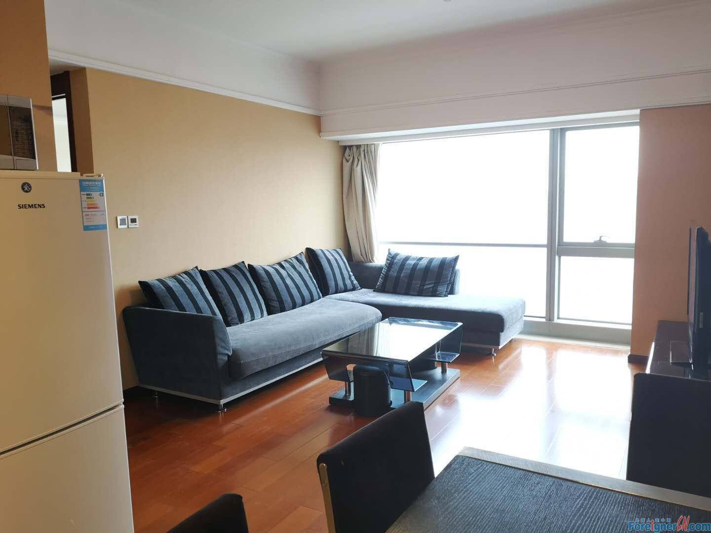 Eton 2 bed apartment ,25F,with a nice view for rent.