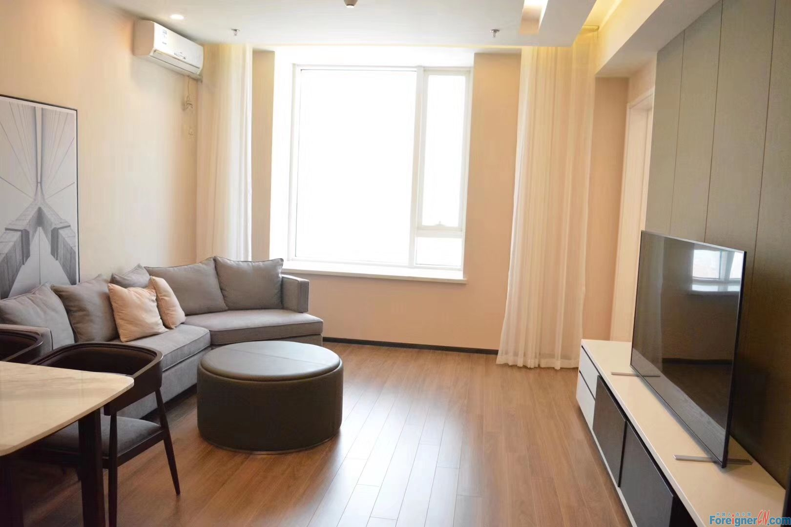 Studio apartment for rent in Youhao Square