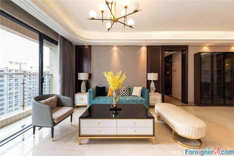 nice big 4brs,fully furnished, clean and cozy, high floor,facing garden, have a good view.