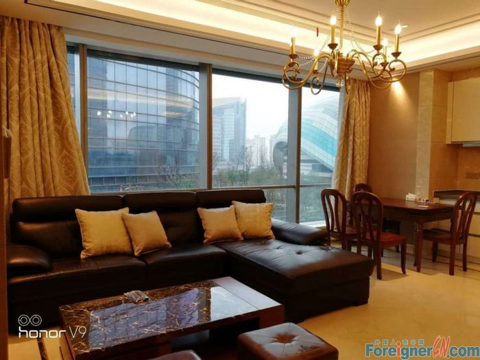 Check it out!Suzhou Center Apt-Xinghai Square-2 bedrooms-lake view-convenient traffic
