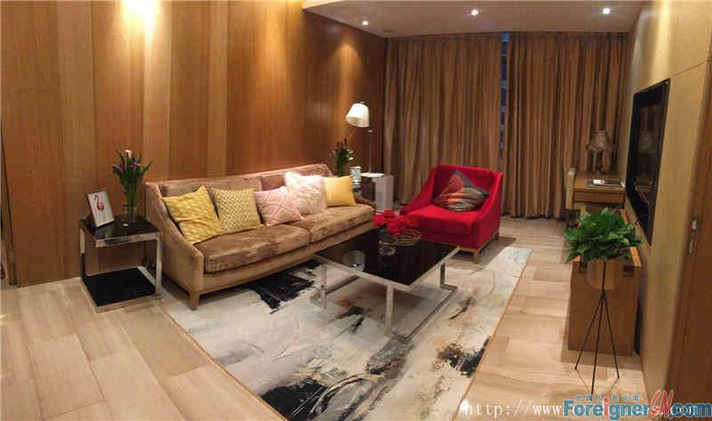 J-Living-Brand new,fully furnished,morden style,nearby the shopping mall,gym etc,CBD.