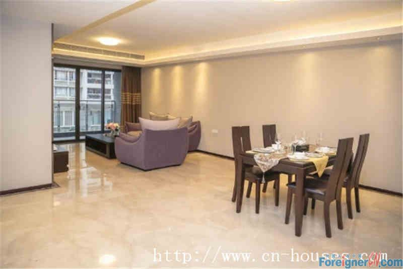 Morden 3brs,clean and bright,facing south,large compound,city center,convenient.