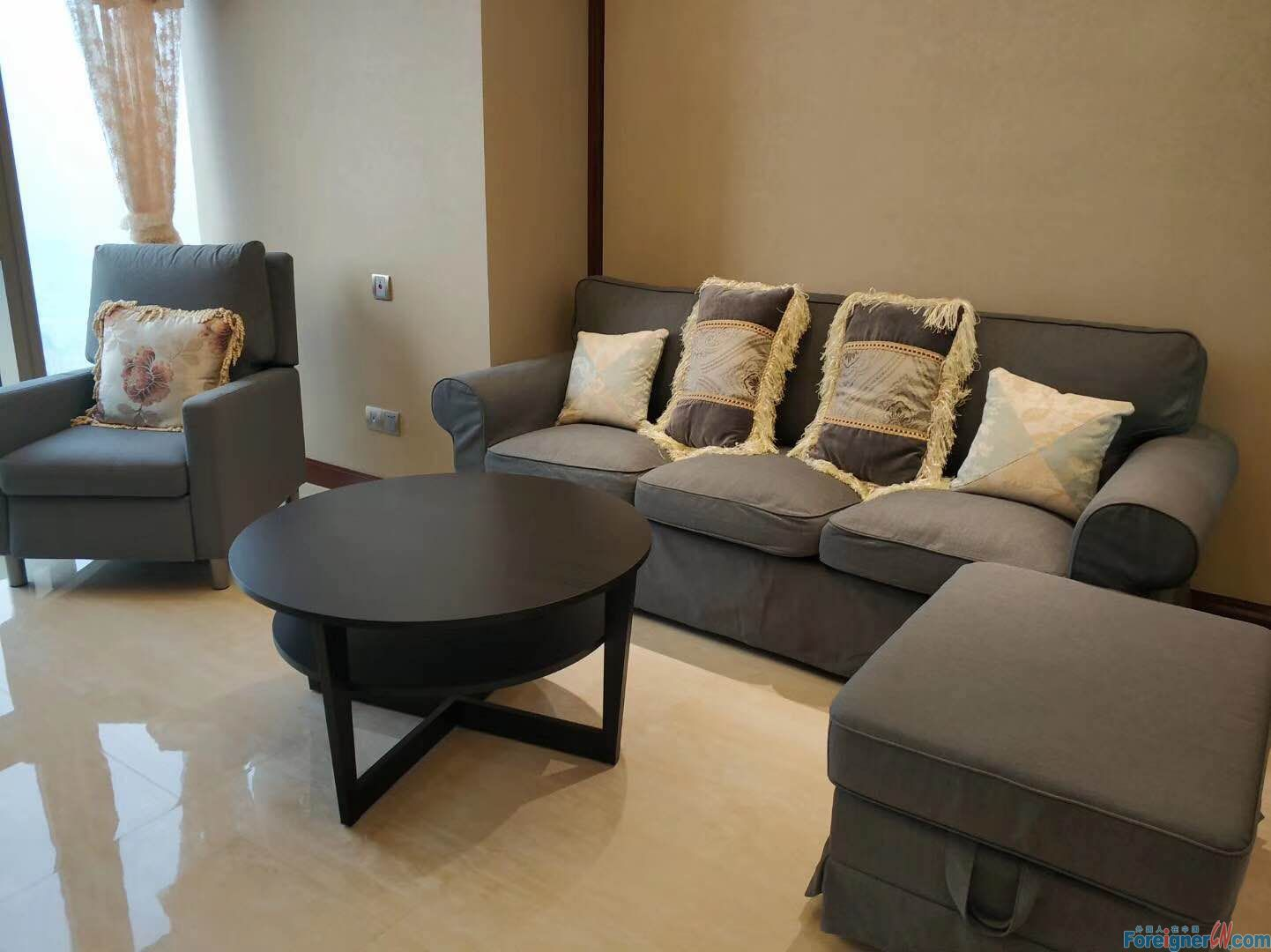 2 bed apartment for rent in Victoria Mansion,Zhongshan