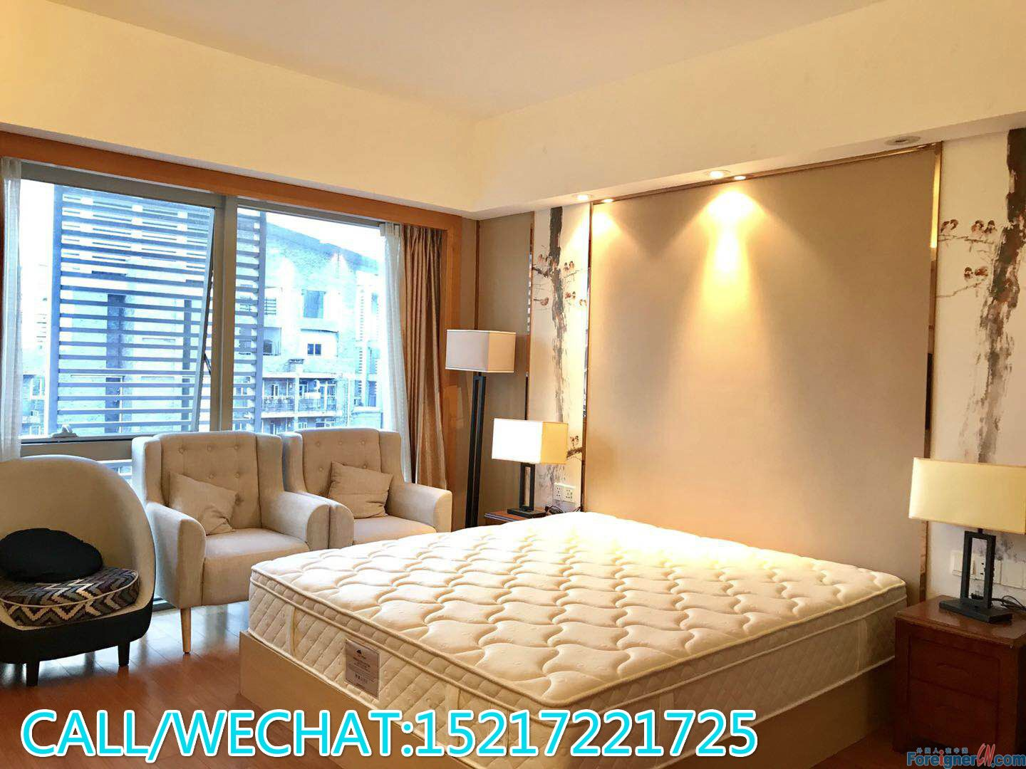 Leidon Sunshine-Big studio in CBD area,fully furnished,almost new,good location,convenient