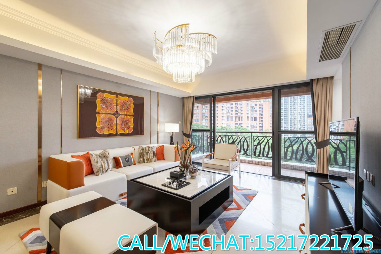 Luxurious decorate,large compound,living here is like a vacation.brand new.CBD area.