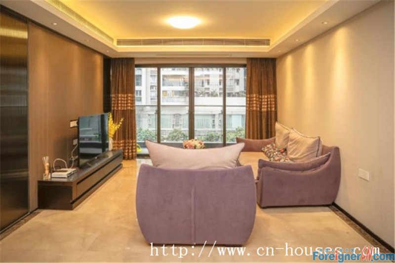 Jia Yu Mansion-morden 3brs avaliable in this compound,facing south, fully furnished.[CBD area]