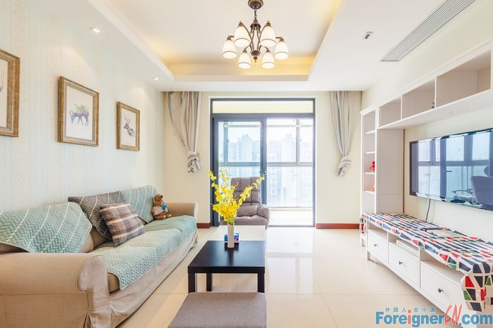 Amazing! Baitang Park-2 bedrooms-well kept- fully furnished-convenient traffic