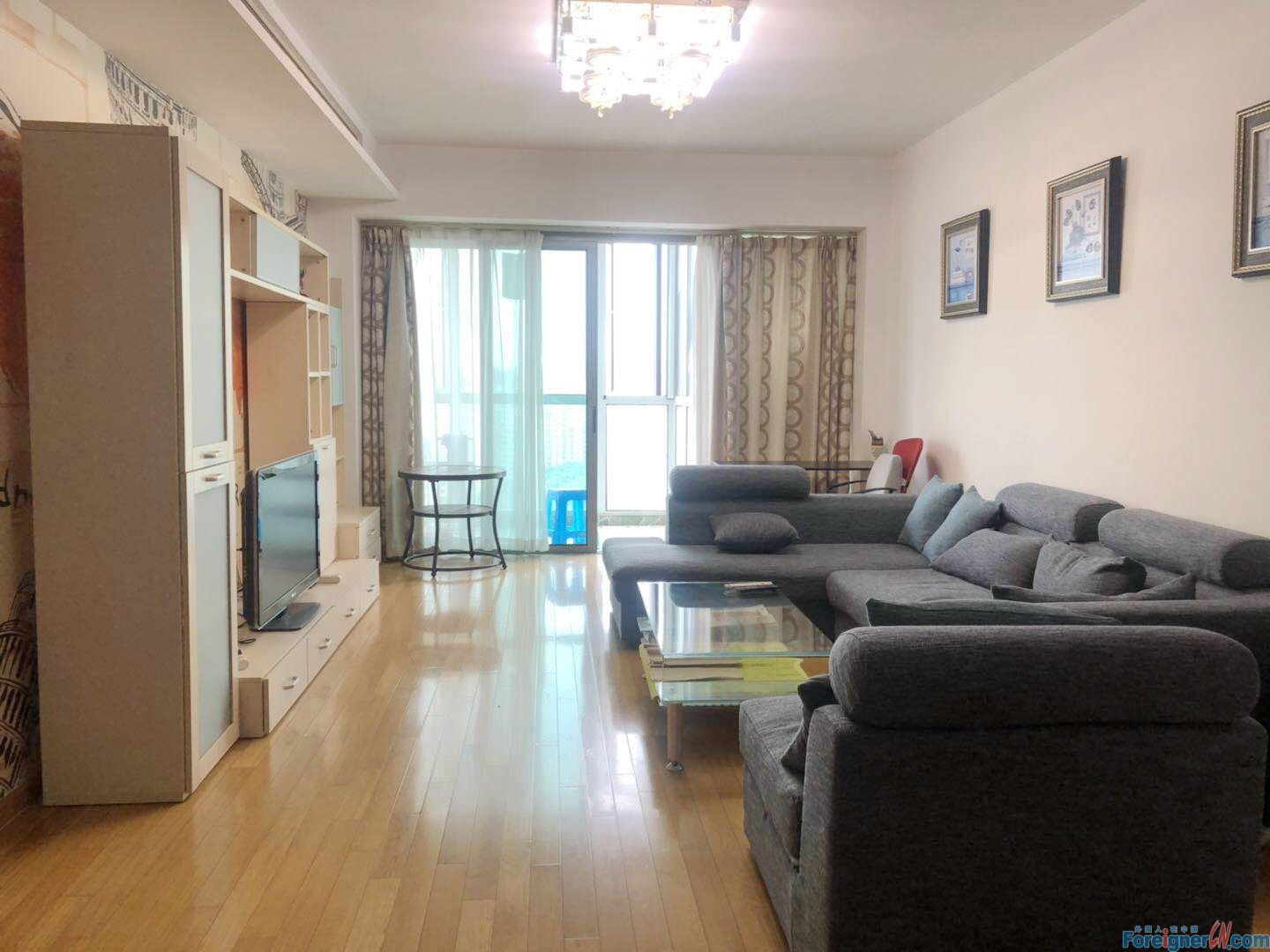 Behind Suzhou Center/Full Lake View & Ligongdi/Central Ac/Metro