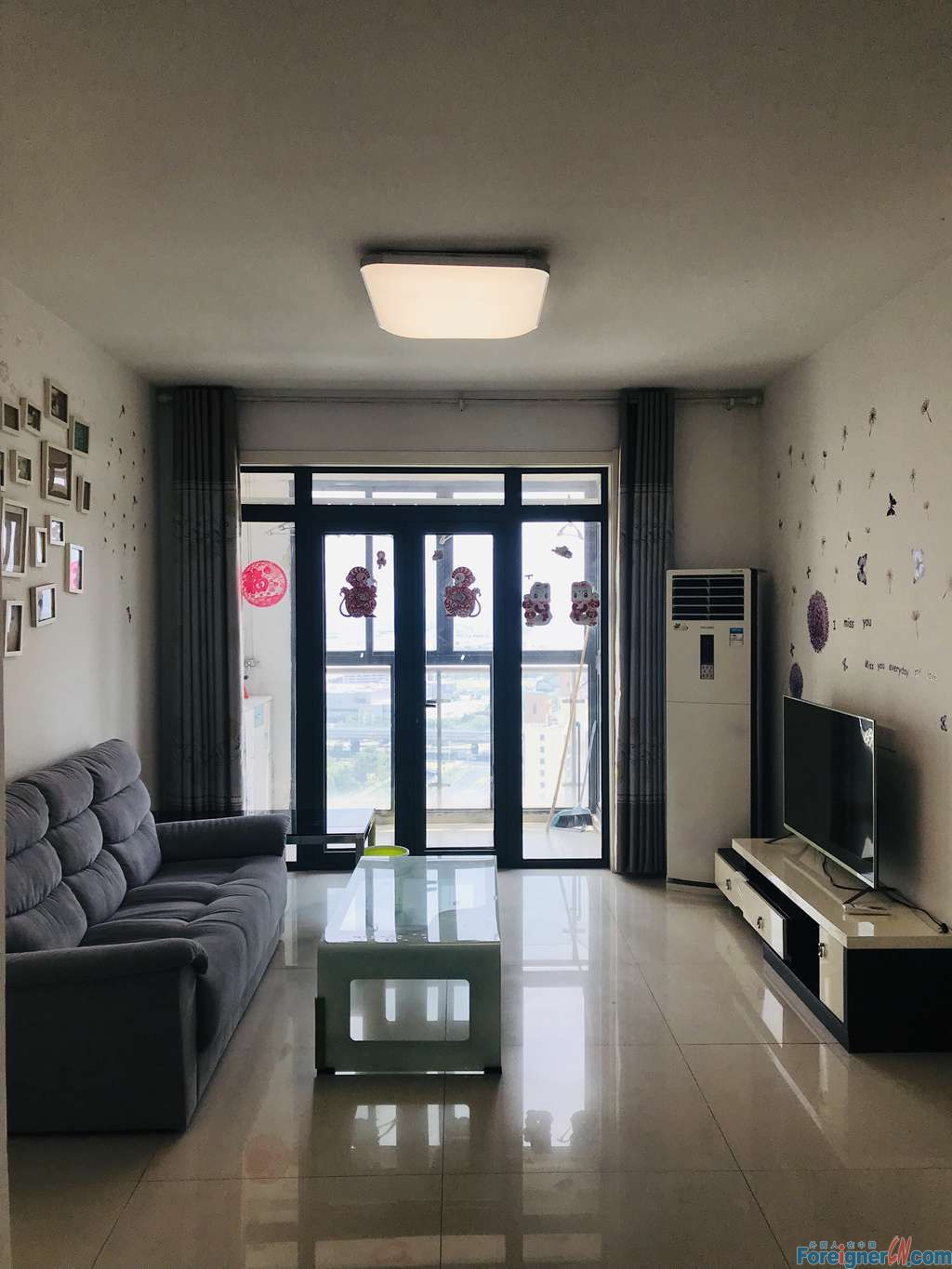 Amazing!Xinghu Apartment 1 bedroom-fully furnished -luxury decoration -convenient life- near Shopping mall and commercial street.