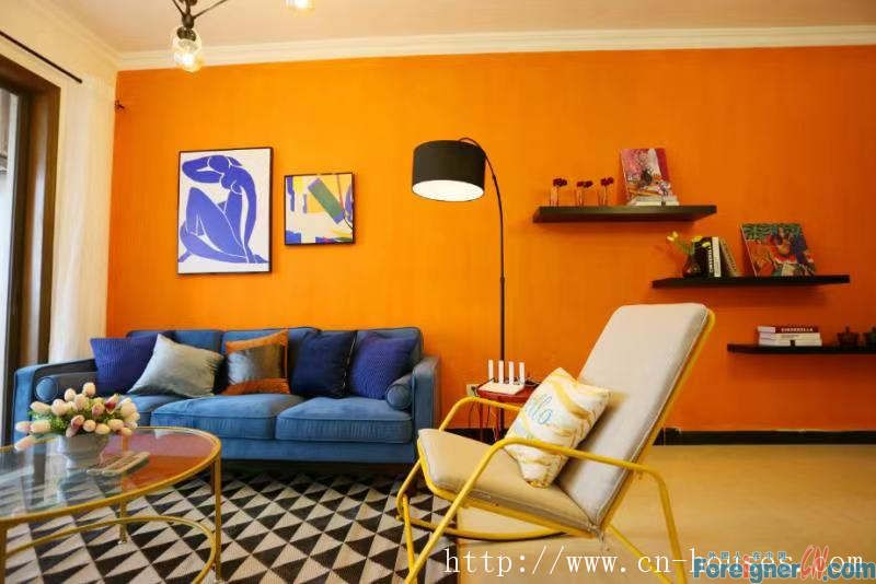 nice 2brs, fully furnished, easy accesss to shopping center and supermarket, nearby the metro station.