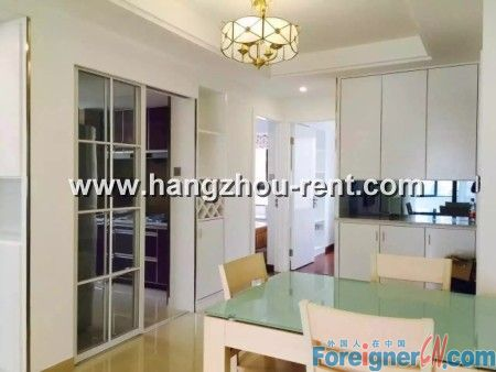 Xi Xi Hua Fu 3 bedrooms 1 bathroom apartment for rent (www.hangzhou-rent.com)
