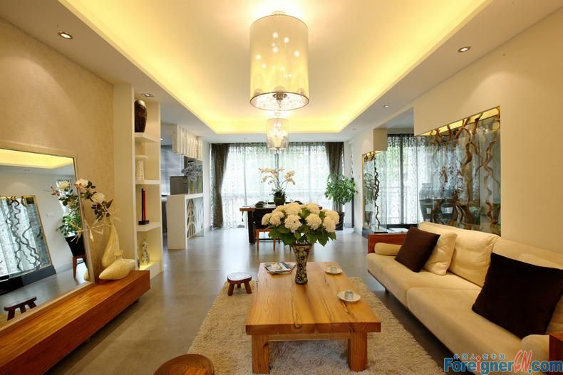 Suzhou center/lake view/floor heating/central ac/mature CBD