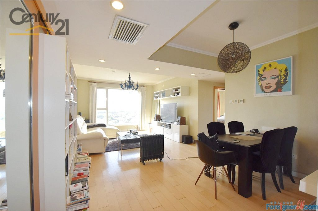 【Pretty 2br, Richmond Park】a 110m² High Floor House With an Open Kitchen Any Time for Leasing!!Good View~Price Only 18,000/Month