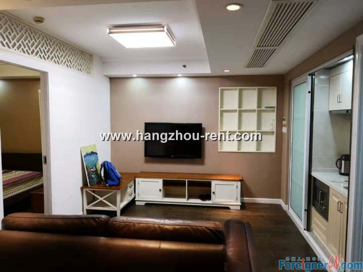 Apartment in BinJiang District nearby Metro Station For Rent
