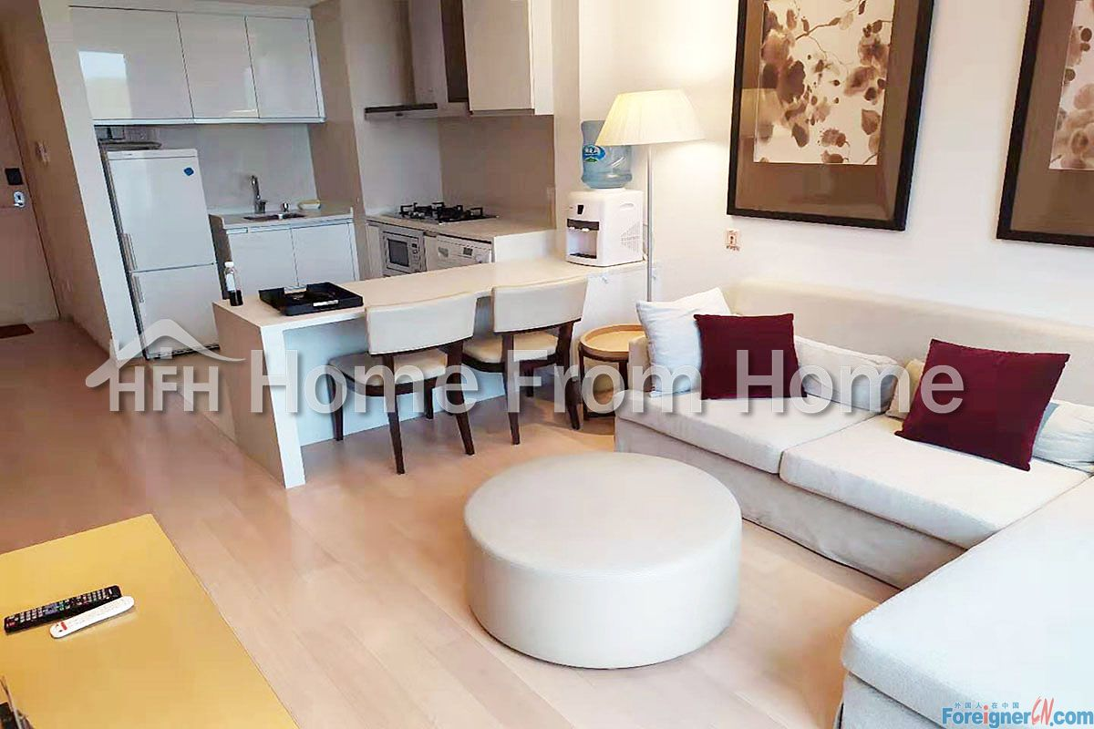 A ​Global188/Fully Furnished Apartment With Excellent City View/Perfect Locale SIP