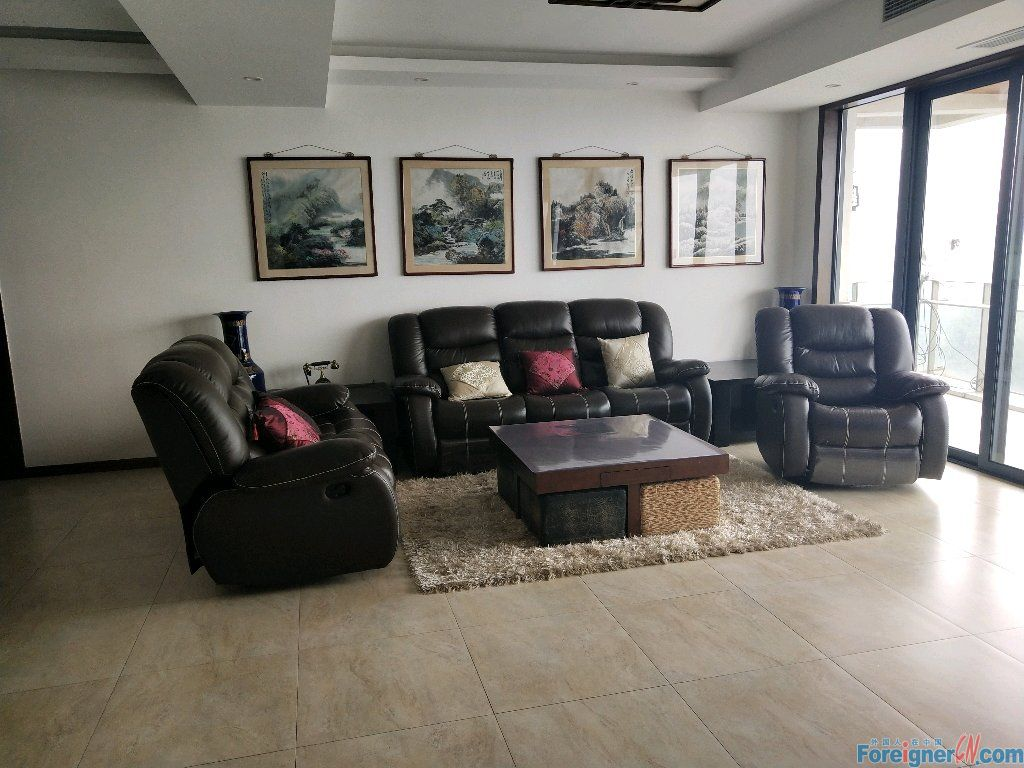 Furnished apartment rent in SIP 4 bedrooms-spacious, fully furnished, convenient life, brand new
