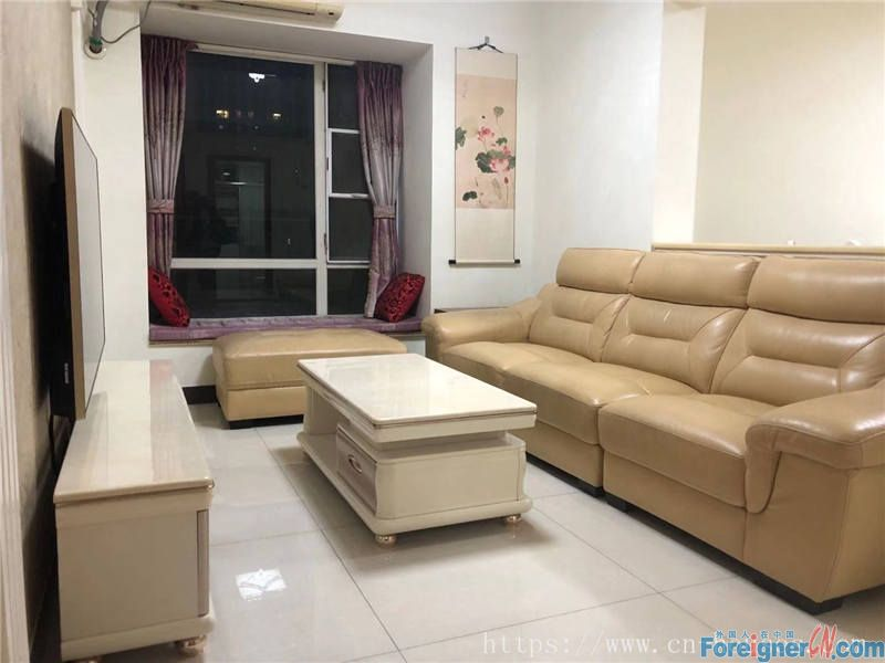 Cozy 3brs, fully furnished, middle room, nearby the metro station.