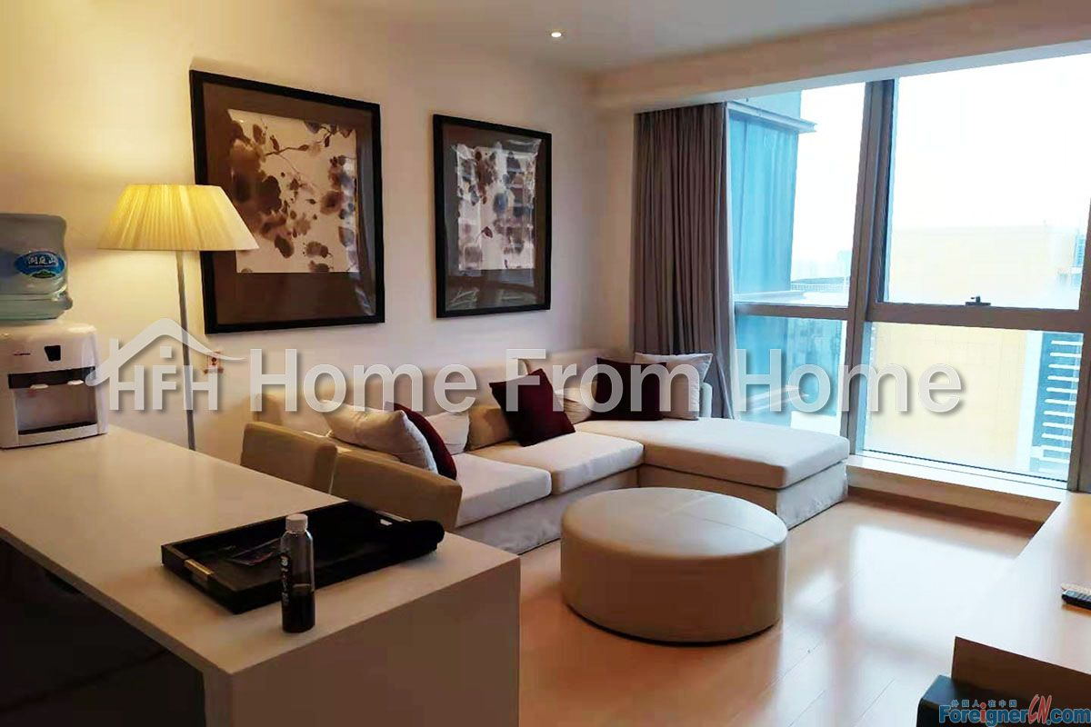 P Global188 Fully Furnished Serviced Apartment With Excellent City View