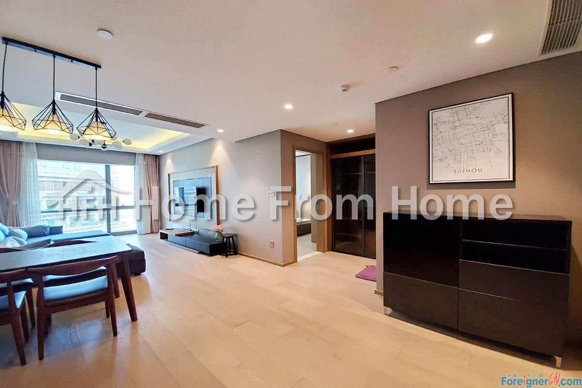 P Hongleong City Center/ Fully-Furnished Modern Apartment with Exclusive city views
