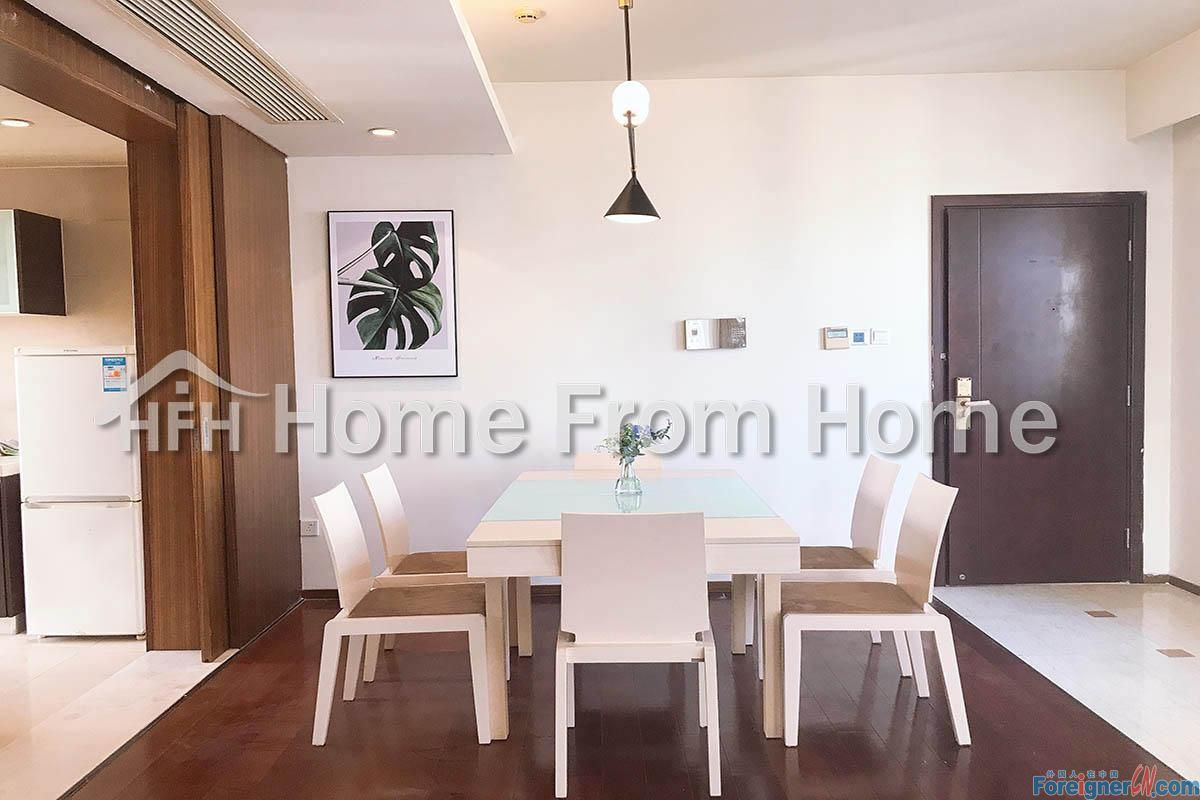 A Horizen Resort / Newly renovated 2 bedrooms in SIP For Rent Close to Everything