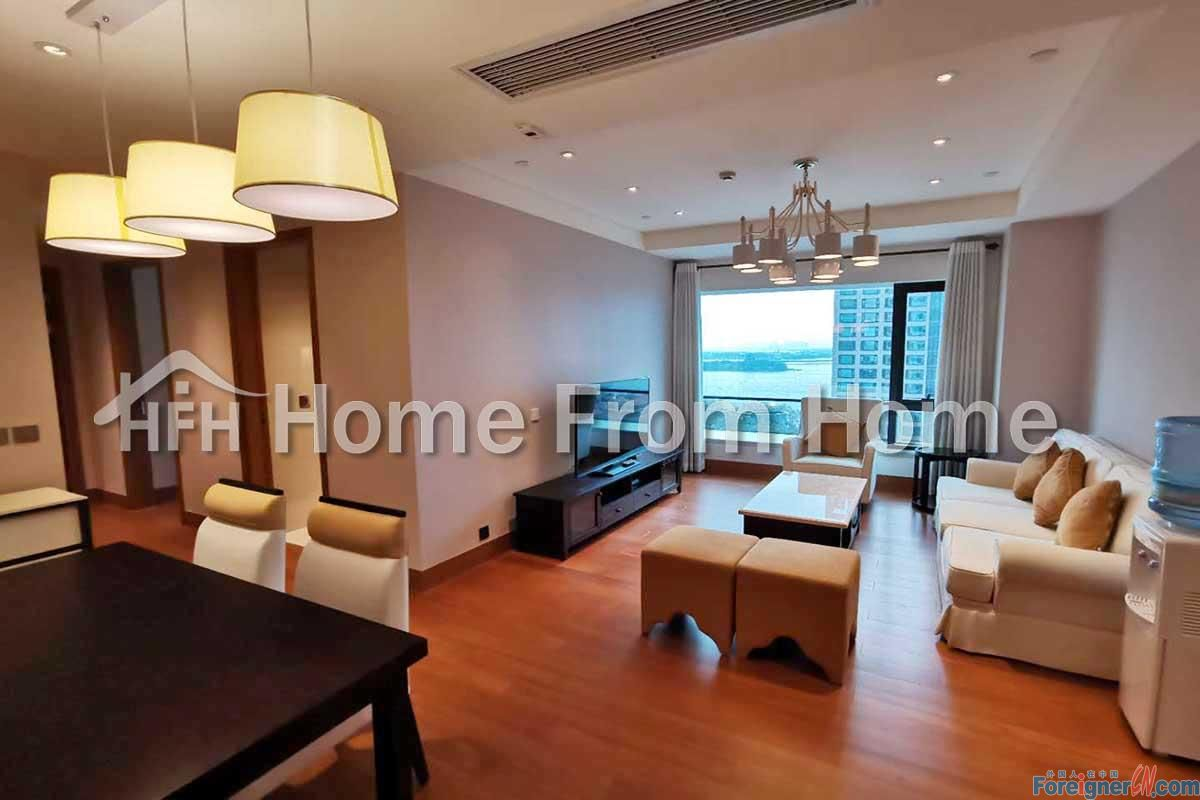 A Elite Apartment 2 Bedroom Apt with Excellent City View