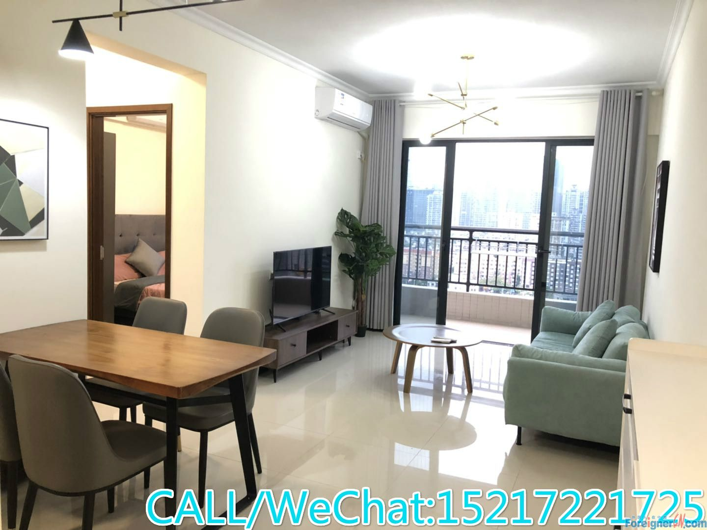 Good Price/Bright and Clean/Good Layout/High Floor/Nice View/CBD AREA