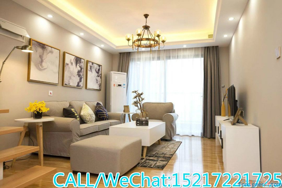 New decorated 3brs avaliable now,fully furnished,cozy and warm,City center.