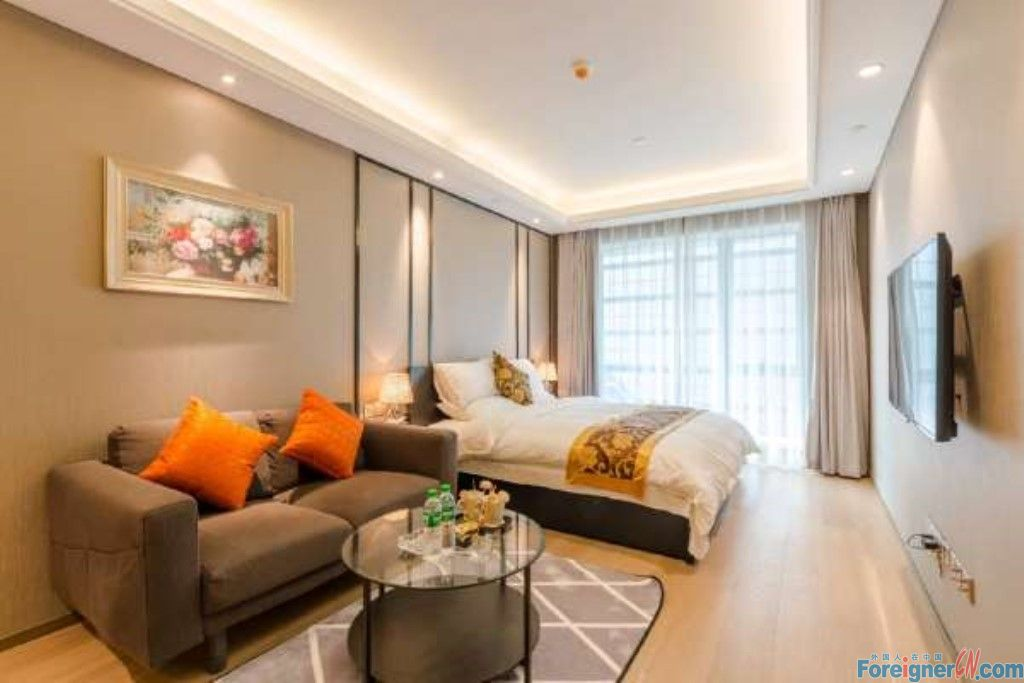 Amazing!!! Apartment rental in Suzhou-Times Square-Lake view-cozy -convenient traffic