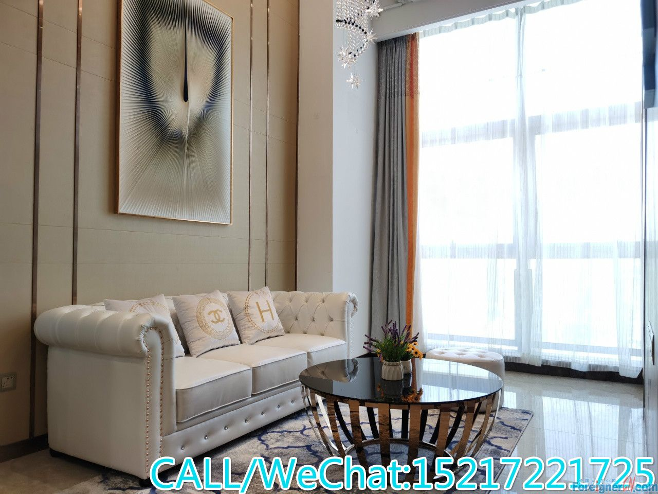 Morden loft,fully furnished,clean and bright,warm and comfortable,CBD AREA.