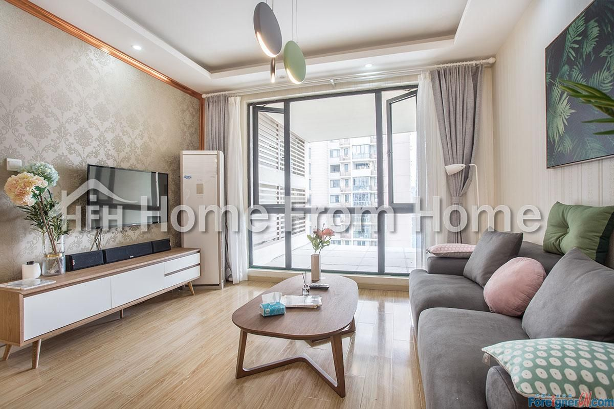 P Yongor City 2 bedroom Apt for Rent / Ecellent condition ready to move in with nothing else to do ! / Central suhzou SIP location