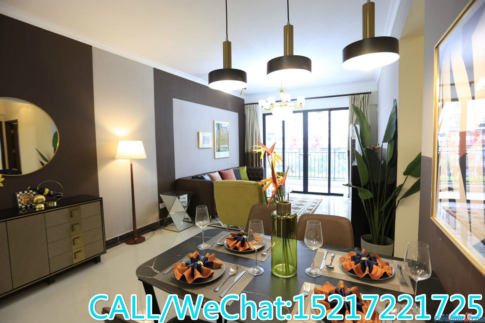 MORDEN STYLE/CLEAN AND BRIGHT/HIGH FLOOR/GOOD CONDITION/CBD AREA.