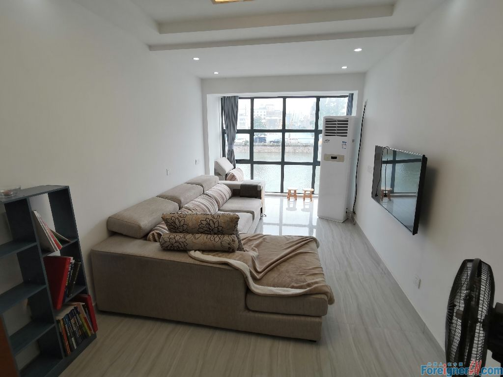 Suzhou Old town/ Shiquan Street/ 1 Bedroom,1 bathroom and 1 living room/Nearby Subway Line3/ Clean and Well-furnished