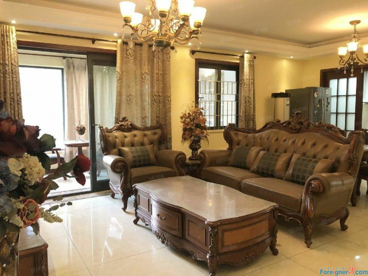 3 bed apartment for rent  in International Garden