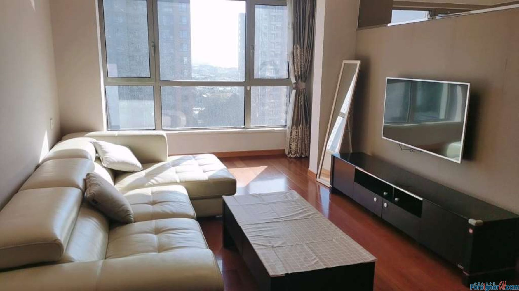 Search for an apartment in Suzhou-heated floor-oven- fully furniture- central AC-near metro -bright