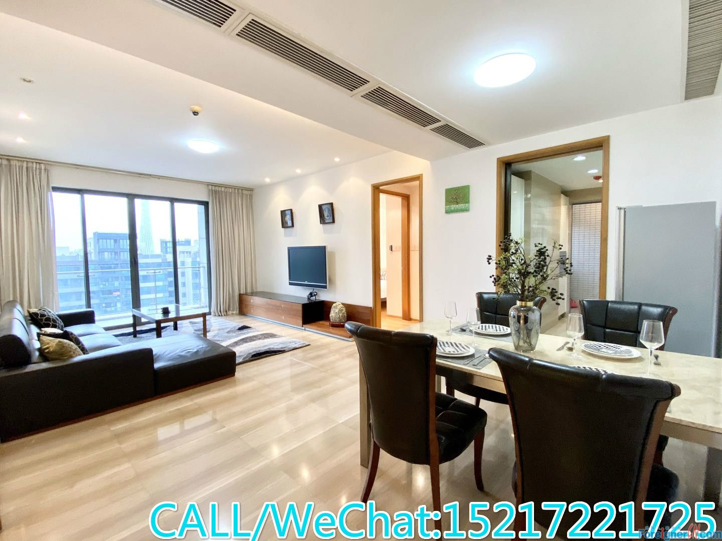 J-LIVING-Morden decorated 3brs,high floor,wide view,CBD AREA,Super Convenient.
