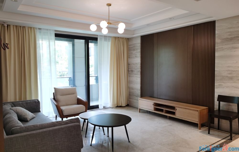 4  Bedrooms Big Size Apartment Nearby Xixi Wetland and Alibaba Base For Rent