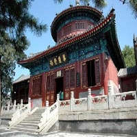 Ancient Bell Museum in Great Bell Temple