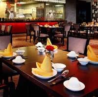 Hyatt diet food . seasons Cantonese Restaurant (music store)