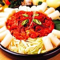 Dialogue Korea cuisine