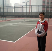 Guangdong International Hotel Tennis Court