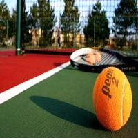 Guangdong International Hotel Tennis Court