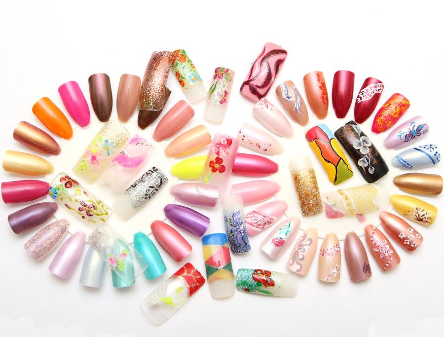 history of nail care