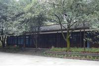 The Chongqing Historic Sites Museum for the War of Chinese People against Japan