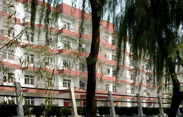 北京物资学院2
