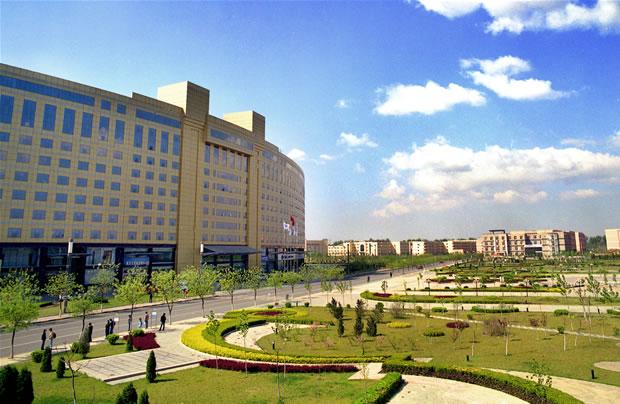 北京城市学院5